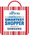 ALL YOU Launches Search For 2014 America's Smartest Shopper (PRNewsFoto/ALL YOU)