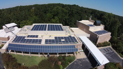 United Church of Chapel Hill Solar System