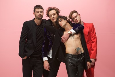 The 1975 Announce North American Headline Tour Supporting Sophomore Album Out February 26