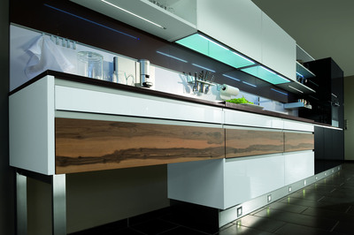 innovative-german-kitchen.  (PRNewsFoto/RWK-Kuechen North America)