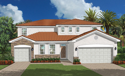 "Lennar's Next Gen-The Home Within a Home is the ultimate solution for multigenerational living. This intelligent home design includes a separate suite with its own entrance, eat-in kitchenette, bedroom, bathroom, laundry room and living room. ""We are thrilled to bring a new home design solution to our customers. The Next Gen is very popular with not only our multigenerational buyer but also with telecommuters, people with home offices, those who have long-term guests, and even customers who want a man-cave,"" says Matt Devereaux, Director of Sales and Marketing of Lennar's Southwest Florida Division. Pictured is the Liberation model.  (PRNewsFoto/Lennar)"