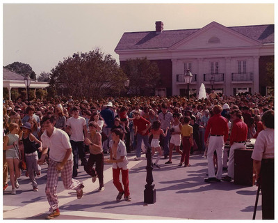 Carowinds June 2, 1973 over 3,000 people celebrated with Carowinds when it began daily operation. 40 years later we're excited to continue the party all summer long!  (PRNewsFoto/Carowinds)