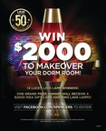 Win $2000 to makeover your dorm room! Spencer's Gifts hosts Dorm Room Makeover Sweepstakes July 20 - August 2. One grand prize winner will receive a $2000 IKEA gift card and two lava lamps! 14 lucky lava lamp winners each day of the sweepstakes. Visit www.facebook.com/spencers to enter!