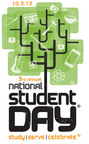 National Student Day Celebrates College Students! nationalstudentday.com.  (PRNewsFoto/National Association of College Stores)