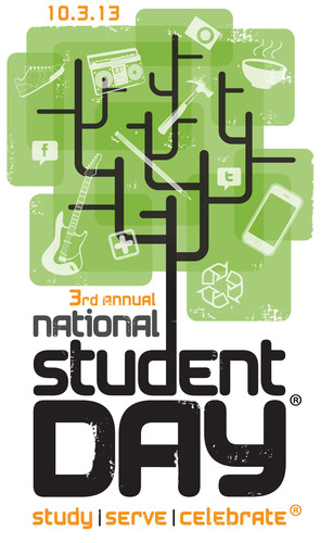 College Stores Celebrate Third National Student Day
