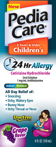 Allergy Relief Moms Can Rely On