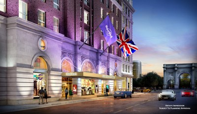 First Look at Hard Rock Hotel London