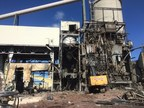 Independence Demolition razes the Black Hills Power Neil Simpson Plant in Gillette, WY.
