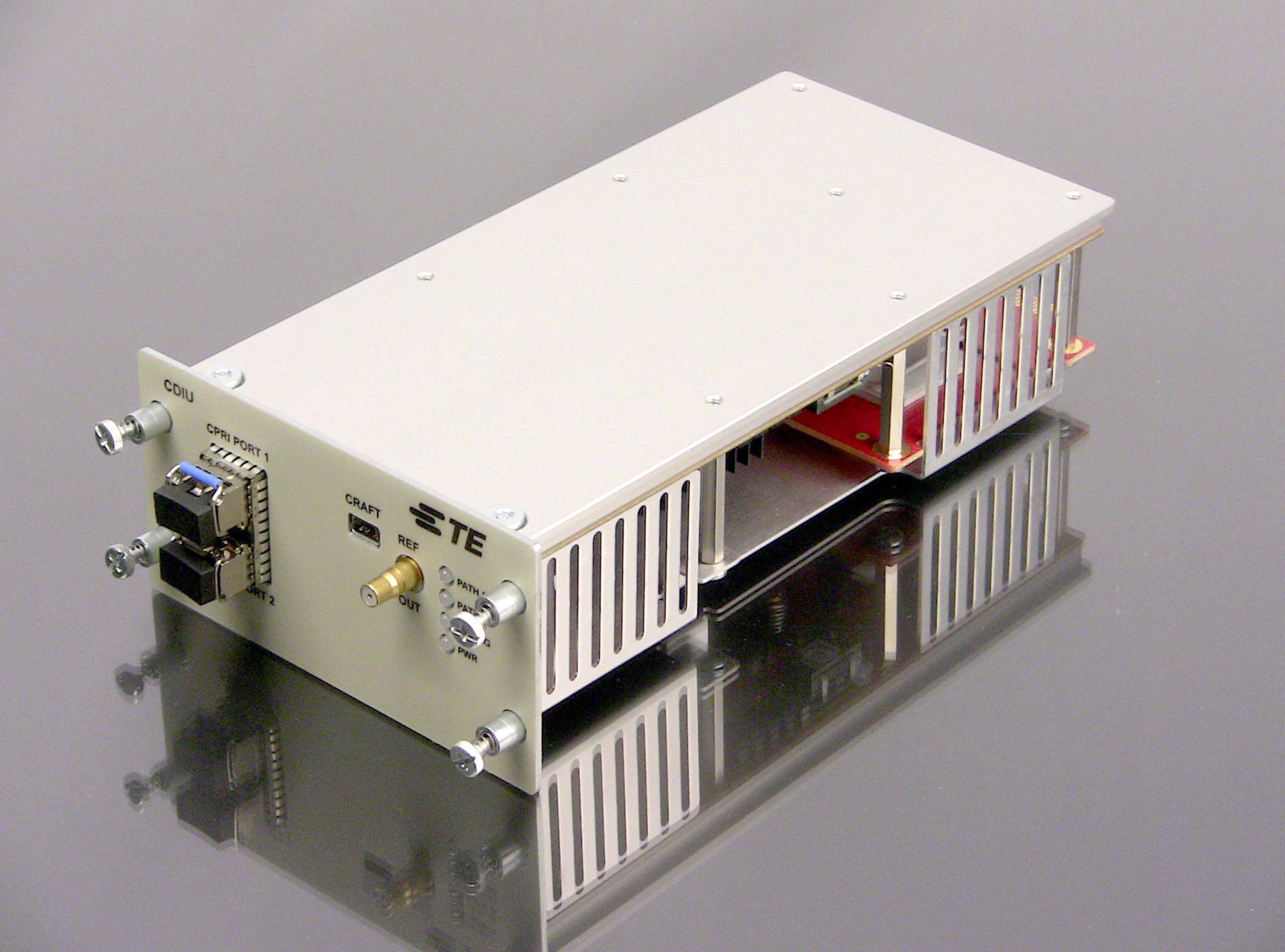 CPRI digital interface unit from Alcatel-Lucent for the TE FlexWave digital DAS Host