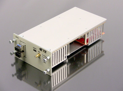 CPRI digital interface unit from Alcatel-Lucent for the TE FlexWave digital DAS Host