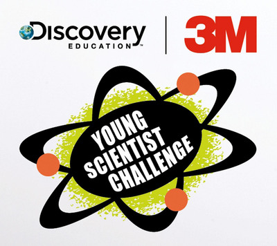DISCOVERY EDUCATION AND 3M SEARCH FOR AMERICA'S 2012 TOP YOUNG SCIENTIST.  (PRNewsFoto/Discovery Education)