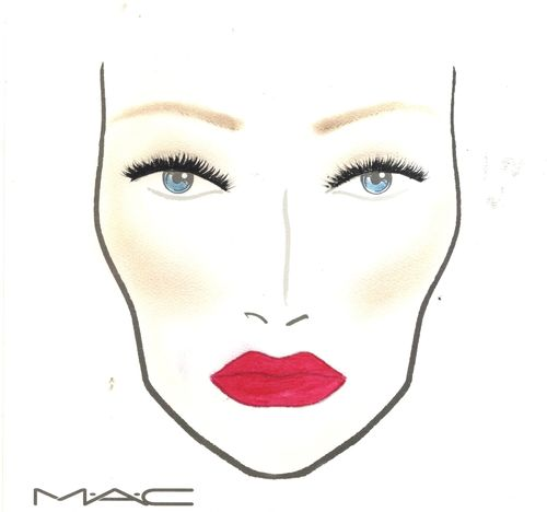 Laura Whitmore (PRNewsFoto/MAC Cosmetics)