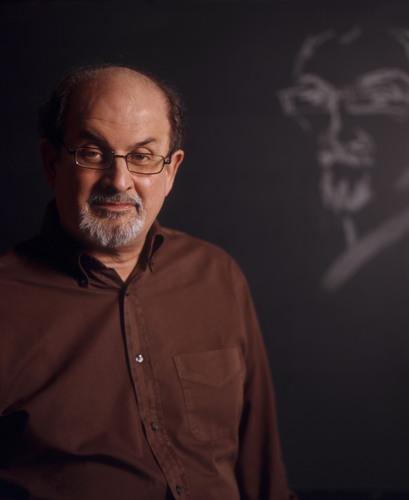 Salman Rushdie, University Distinguished Professor at Emory University.  (PRNewsFoto/Emory University)