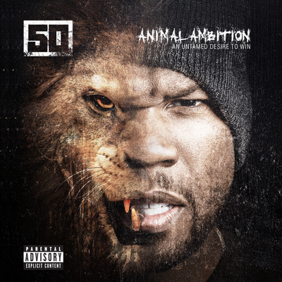 50 CENT'S ANIMAL AMBITION WILL BE AVAILABLE THIS TUESDAY, JUNE 3RD (PRNewsFoto/50 Cent)