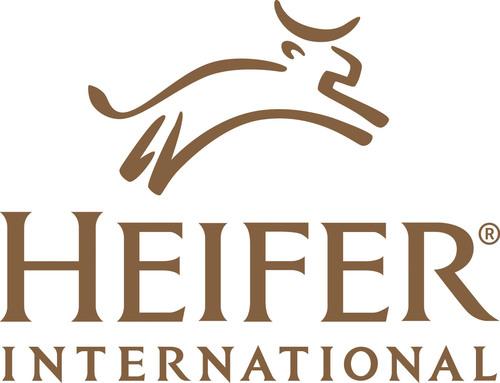Heifer International Logo. (PRNewsFoto/Heifer International) (PRNewsFoto/HEIFER INTERNATIONAL)