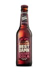 Anheuser-Busch announces the upcoming launch of Best Damn Cherry Cola, aged on whole cherries after brewing for a flavorful, harder take on the timeless taste of cherry cola.