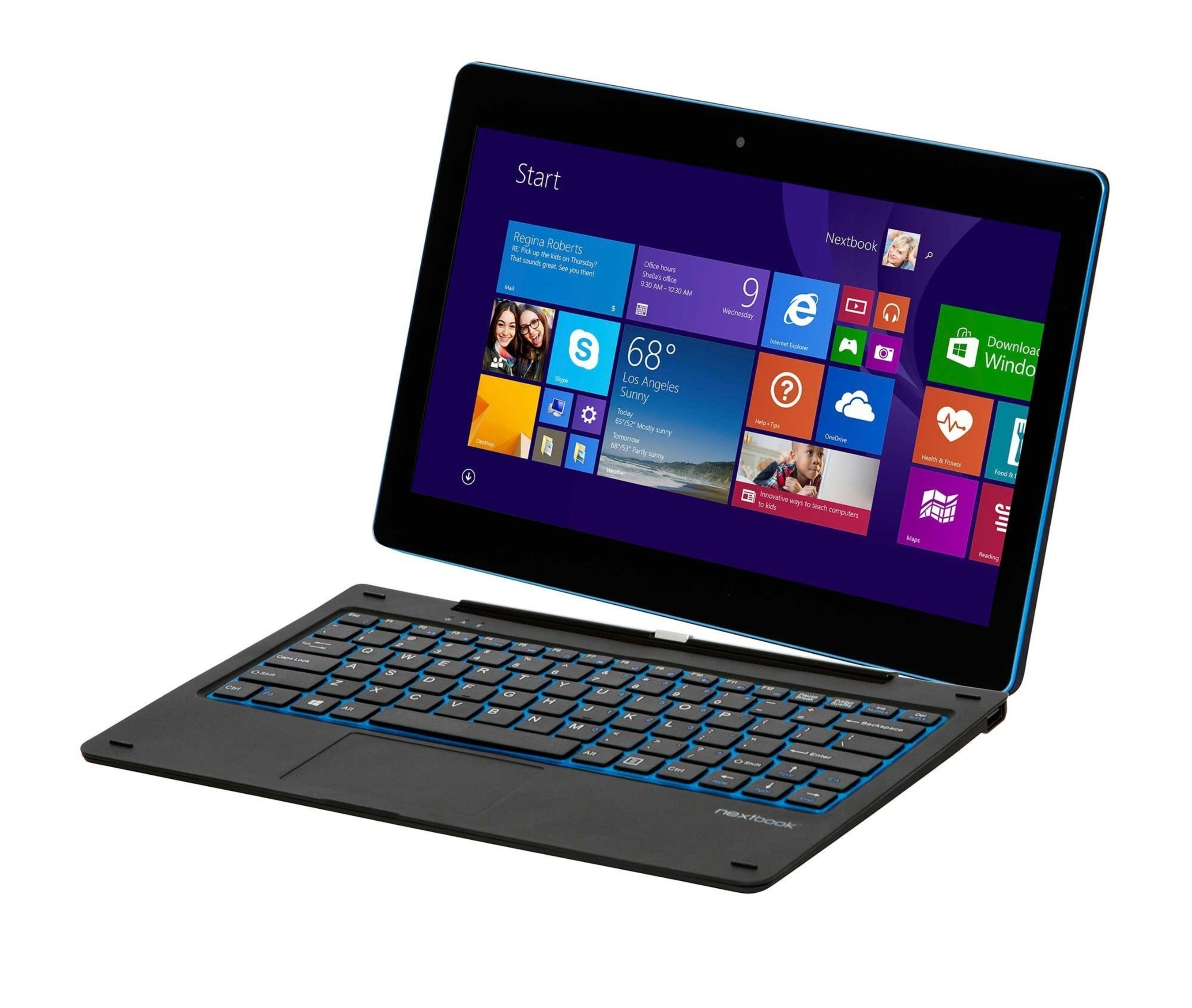 Nextbook Flexx 2-in-1 Windows Tablets are the Perfect Gift for Dad