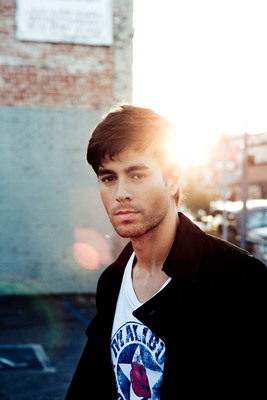 Coty Inc. announces new fragrance partnership with Enrique Iglesias. (PRNewsFoto/Coty Inc.) (PRNewsFoto/COTY INC.)