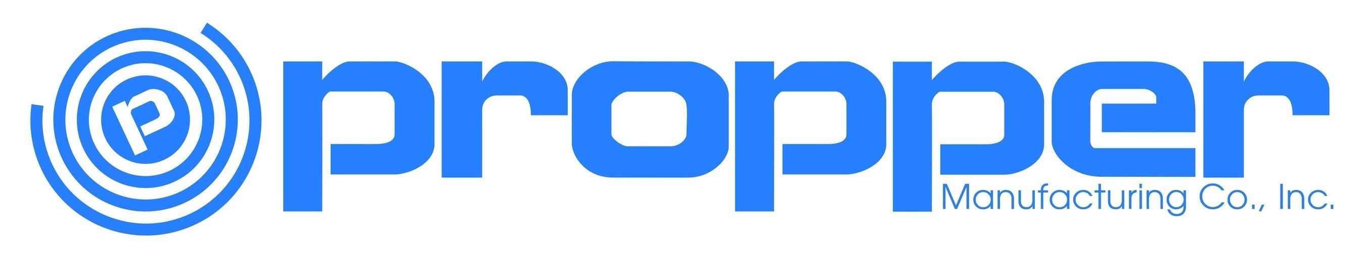Propper Manufacturing Company Logo