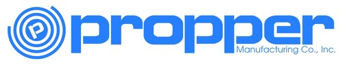 Propper Manufacturing Company Logo