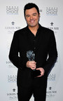 Television Series Creator Seth MacFarlane, winner of the Critics' Choice LOUIS XIII Genius Award, during the 5th Annual Critics' Choice Television Awards at The Beverly Hilton Hotel on May 31, 2015 in Beverly Hills, CA