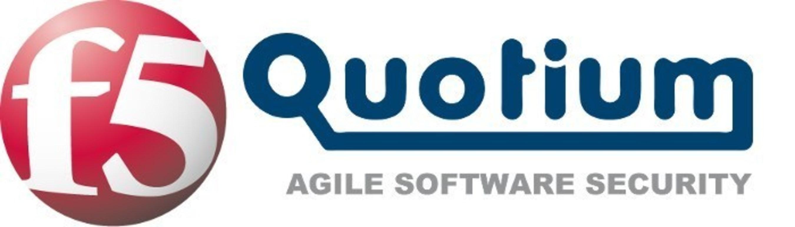 Quotium F5 Partnership