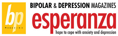 "bp Magazine for bipolar & esperanza ~ ""hope"" for depression magazine"