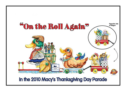 Homewood Suites by Hilton Joins the Float Lineup of the 84th Annual Macy's Thanksgiving Day Parade®