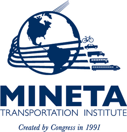 Mineta Transportation Institute. (PRNewsFoto/MINETA TRANSPORTATION INSTITUTE) (PRNewsFoto/)