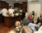 Taste The Sweet Life Event with Mike Isabella from Bravo's Top Chef at Virginia Heritage on March 12th Cooked Up Great Food, Fun - and Significant Sales at the Fredericksburg 55+ Community
