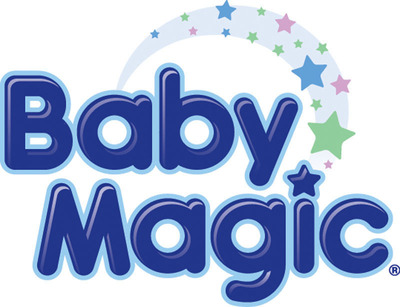 Baby Magic logo.  (PRNewsFoto/Baby Magic)
