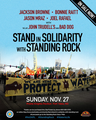 Stand in Solidarity with Standing Rock