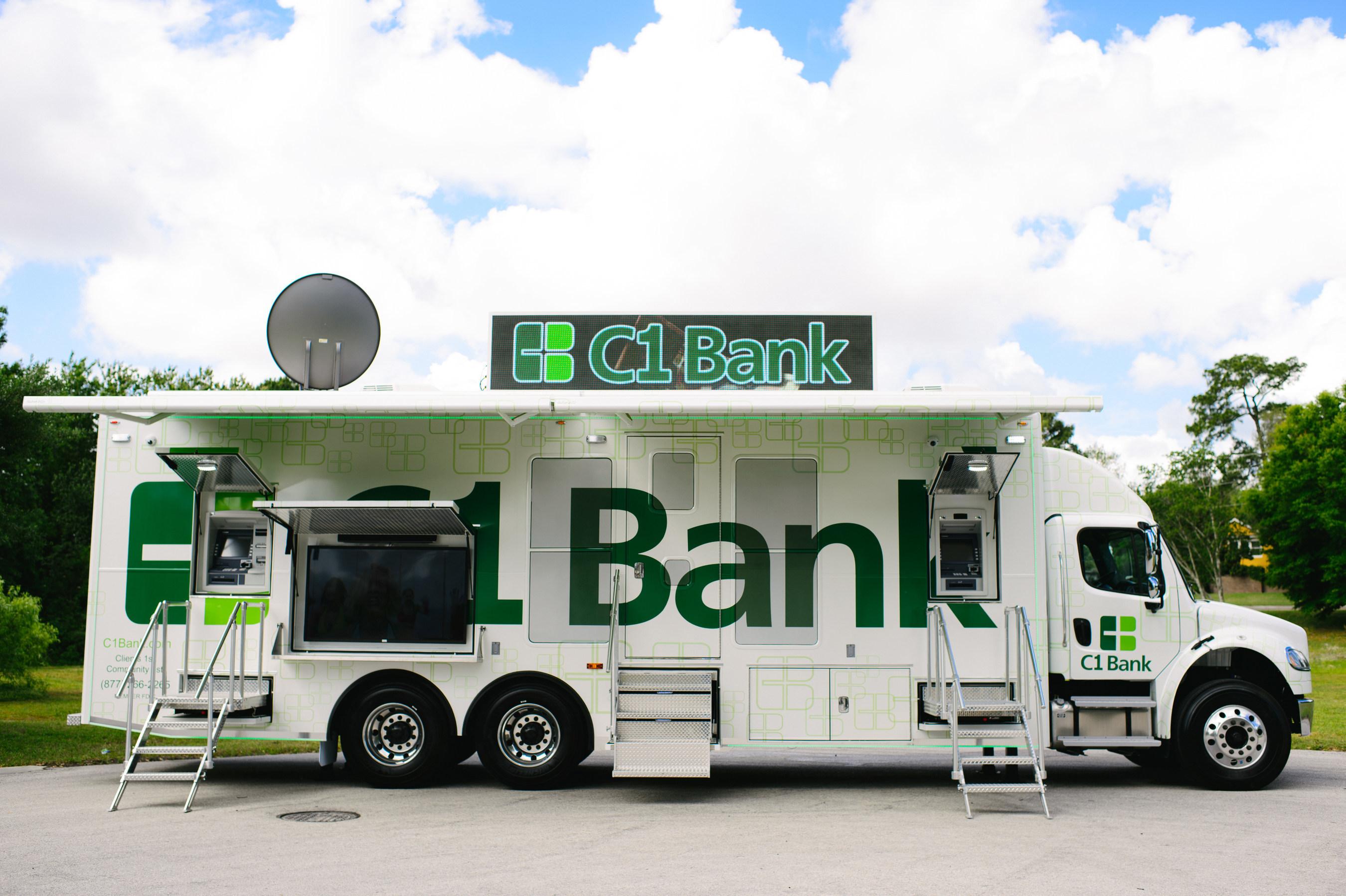 C1 Bankmobile exterior
