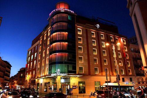 Facade of The Santo Domingo hotel (PRNewsFoto/The Santo Domingo hotel)
