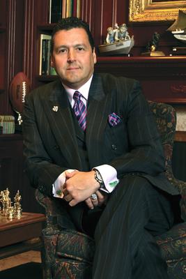 Alfredo J. Molina, Chairman of Black, Starr & Frost.  (PRNewsFoto/Black, Starr & Frost)
