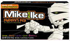 New Halloween flavors from Mike and Ike - Mummy Mix. (PRNewsFoto/Just Born Quality Confections)