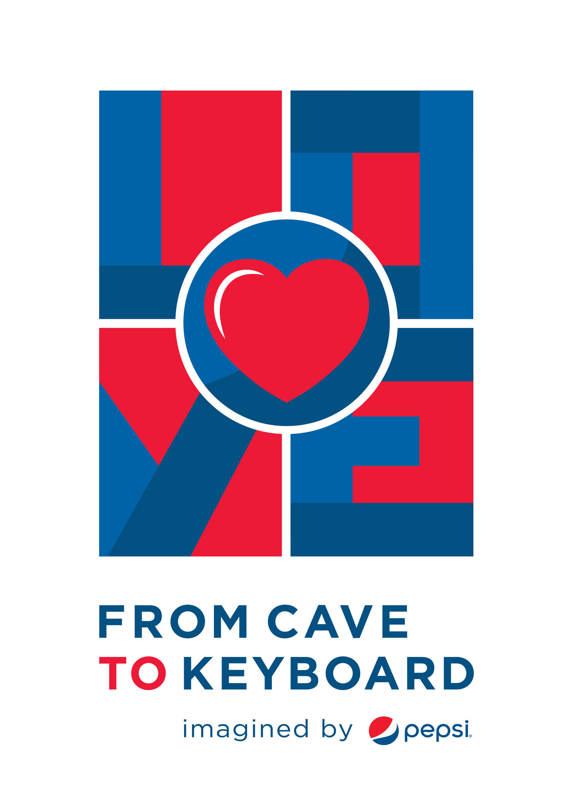 """""""LOVE: FROM CAVE TO KEYBOARD, IMAGINED BY PEPSI(R)"""" EXPLORES HISTORY OF NON-VERBAL COMMUNICATION IN NEW INTERACTIVE EXHIBIT"""