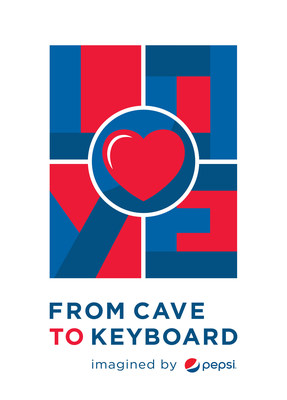 """LOVE: FROM CAVE TO KEYBOARD, IMAGINED BY PEPSI(R)"" EXPLORES HISTORY OF NON-VERBAL COMMUNICATION IN NEW INTERACTIVE EXHIBIT"