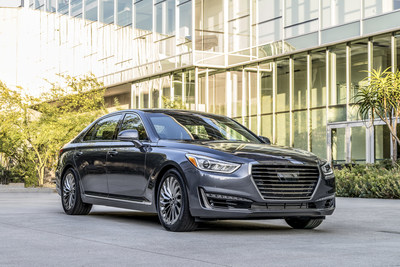 GENESIS G90 EARNS 2017 CONSUMER GUIDE(R) AUTOMOTIVE BEST BUY AWARD