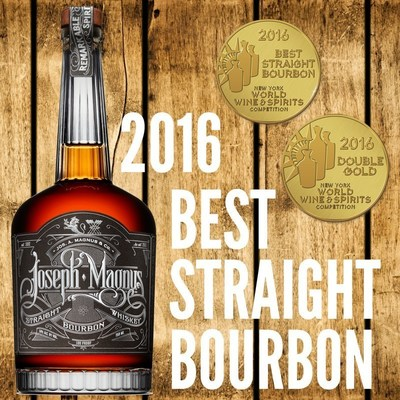 2016 Best Straight Bourbon