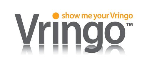 Vringo logo. (PRNewsFoto/Vringo)