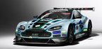 Interush International LLC to sponsor the Craft-Bamboo Aston Martin Race Team's #88 Vantage GT3