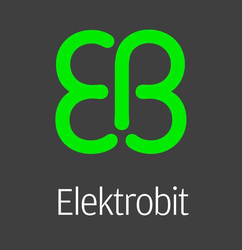 Elektrobit Logo. (PRNewsFoto/Elektrobit) (PRNewsFoto/ELEKTROBIT)