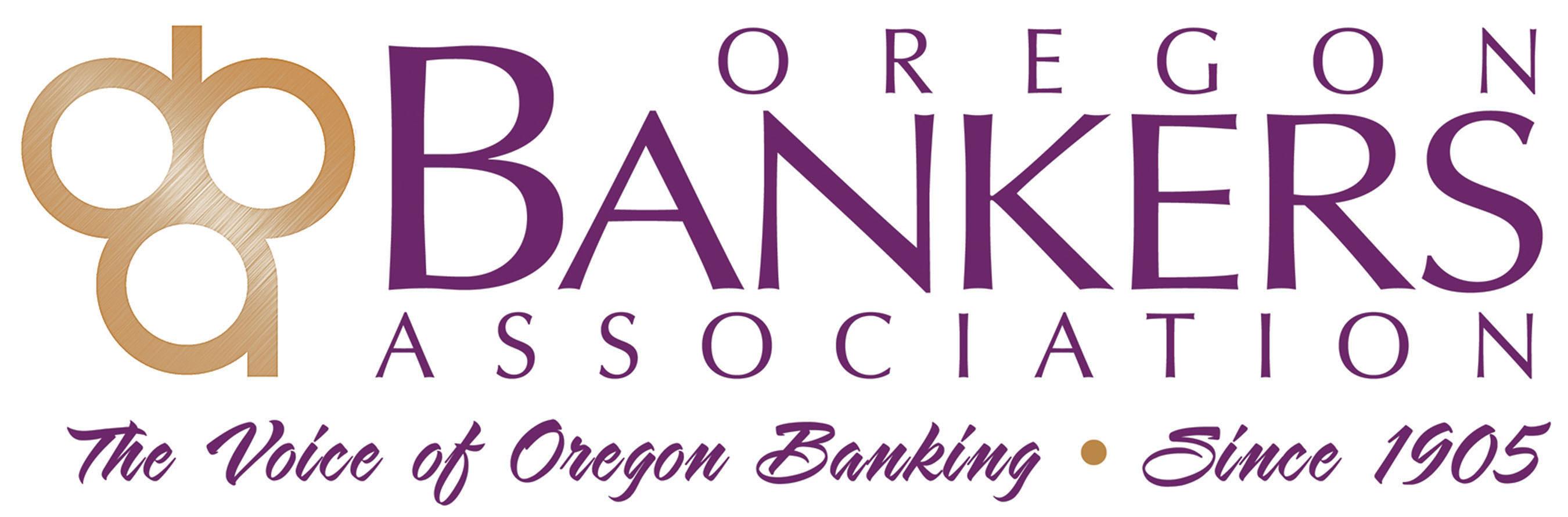 Oregon Bankers Association Logo.