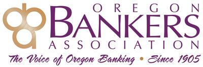 Oregon Bankers Association Logo. (PRNewsFoto/Oregon Bankers Association)