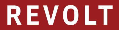 REVOLT MEDIA & TV Logo.