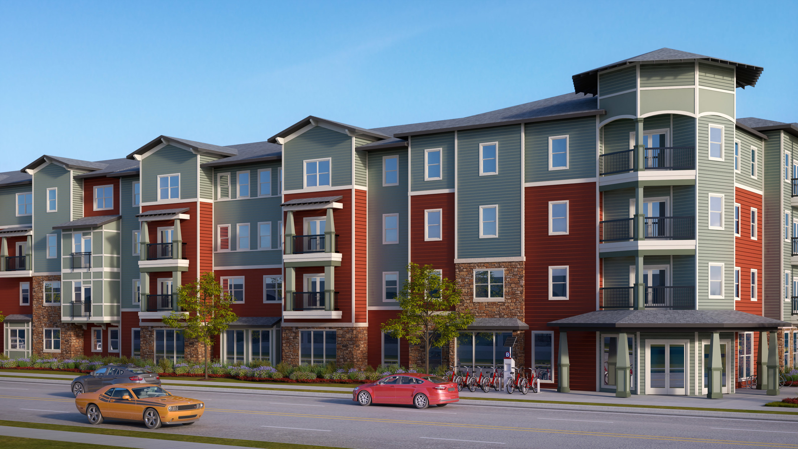 Fountain Residential Partners Developing Third Student Housing Project at the University of Houston in New Joint Venture with Virtus Real Estate Capital