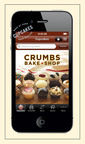 There's an App for That! CRUMBS Bake Shop and Global Bay Launch CRUMBS App for Apple iPhone