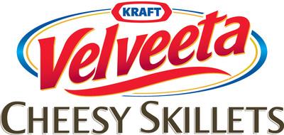 VELVEETA Cheesy Skillets Logo. (PRNewsFoto/Kraft Foods Group)