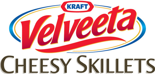 VELVEETA Cheesy Skillets Logo. (PRNewsFoto/Kraft Foods Group)